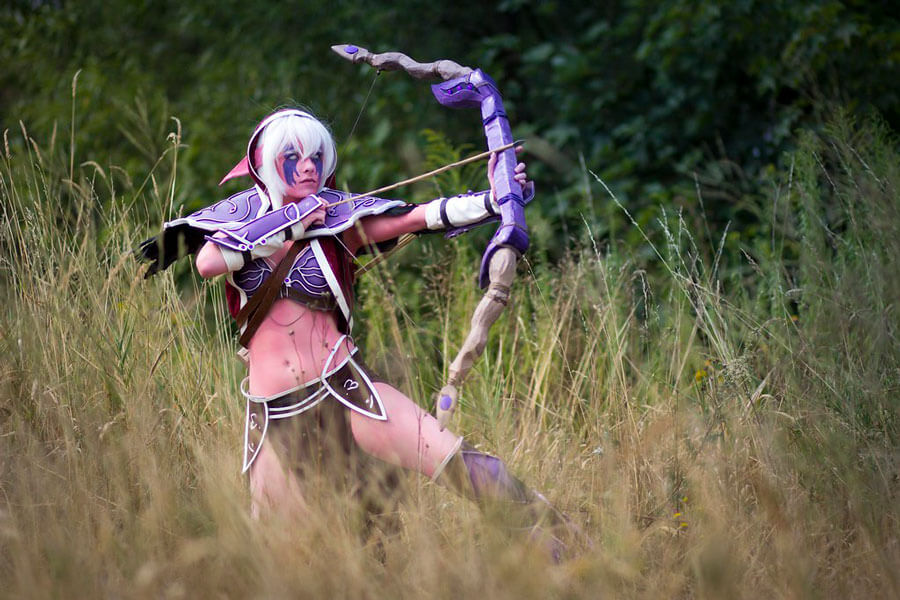 Archery elftopia