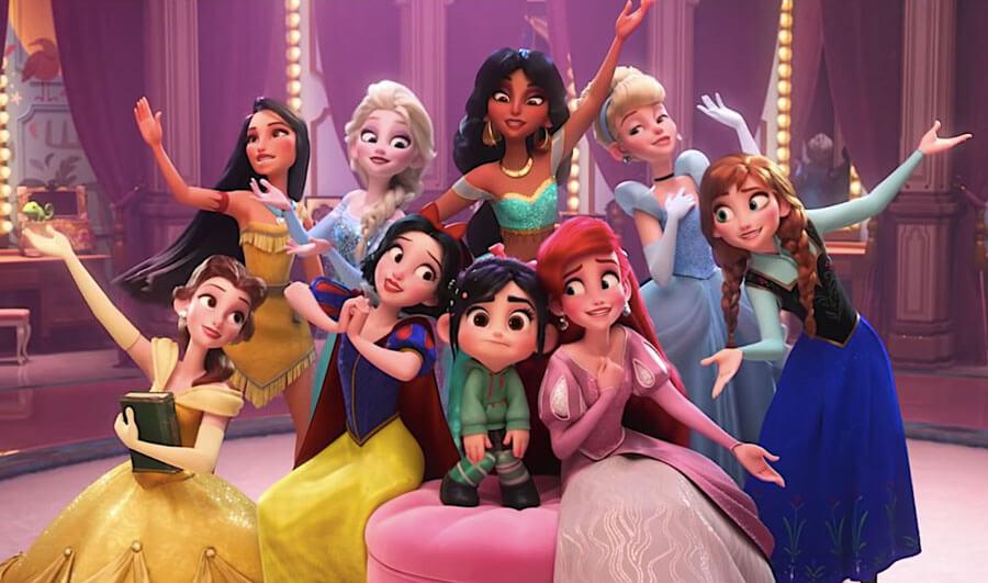 Disney karaoke elftopia