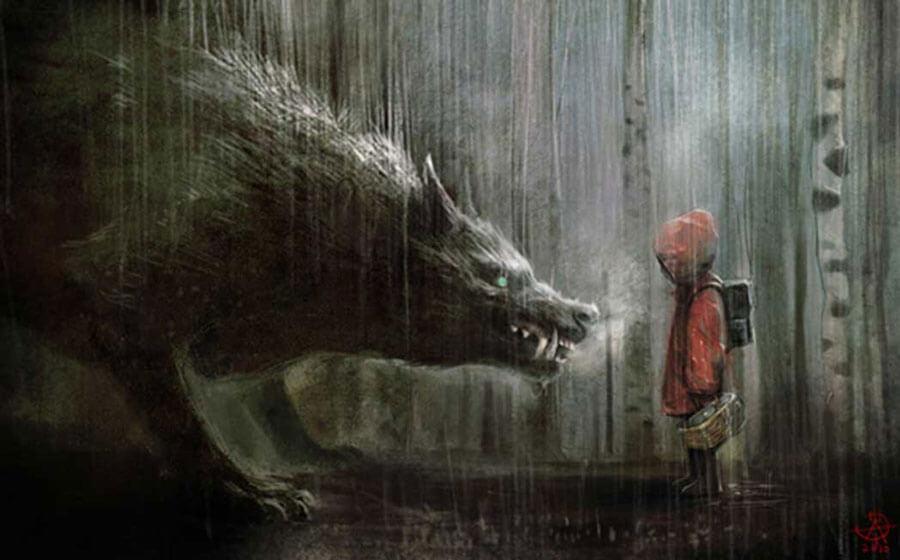 Grimm storytelling elftopia